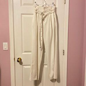 Belt pant